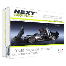 Bloc optique laser Next-Tech® pour Akylone by Genty Automobile