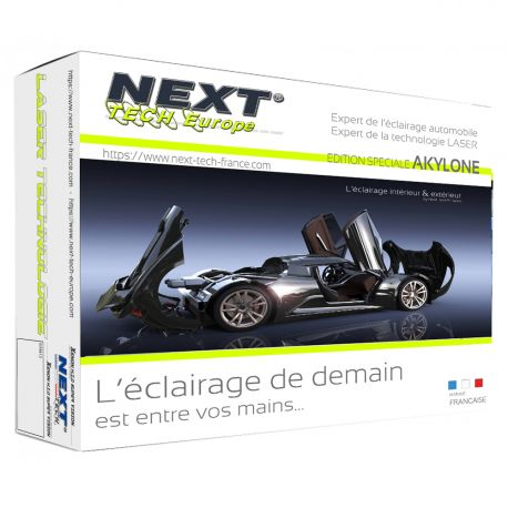 Bloc optique laser Next-Tech® pour Akylone by Genty Automobile