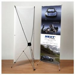 Kakemonos Next-Tech® AKYLONE Hypercar - 1850 x 750 mm