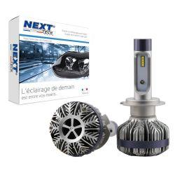 Ampoules LED H7 55W CANBUS ventilées haut de gamme Next-Tech®