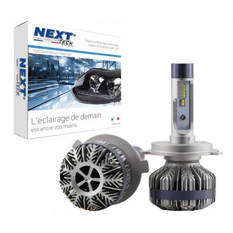 Ampoules LED H4 55W CANBUS ventilées haut de gamme Next-Tech®
