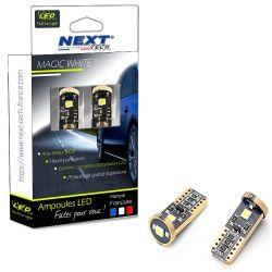 Veilleuses LED W5W T10 super canbus dernière génération NTV2™
