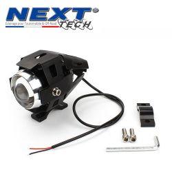 Phare moto LED additionnel universel 40W 5000K