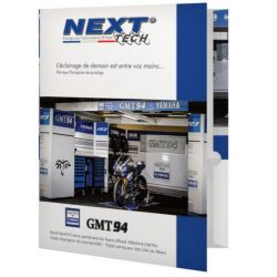 Porte Documents Next-Tech® France - GMT94 World Champion EWC