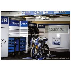 Poster GMT94 PADDOCK Géant 1180 x 840 mm - Next-Tech® 2018