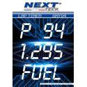 LAP TIMER LED DIGITAL / Panneau de chronométrage course
