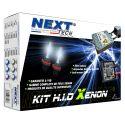 Kit xenon BA20D 55W slim ballast XPO™ moto et scooter Next-Tech®