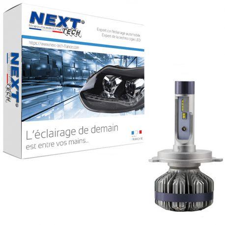 Ampoule LED moto H4 55W CANBUS ventilée haut de gamme Next-Tech