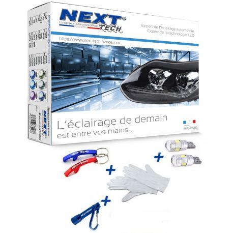 Kit xenon H7 100W CANBUS anti-erreur ODB FTX™ V2.0 Next-Tech®