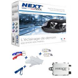 Kit xenon DUAL CANBUS slim ballast MC2™ V2.0 H1 55W anti-erreur ODB