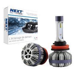 Ampoule LED H11 55W CANBUS ventilée haut de gamme Next-Tech®