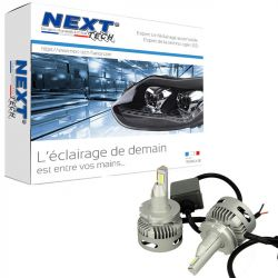 Kit LED D1S - D1R 55W canbus bi-face faisceau lentille Next-Tech®