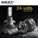 Ampoules LED H7 24V Haute puissance - Next-Tech®