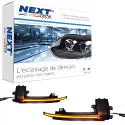 Clignotants Audi A3 8P 2008-2010 rétroviseurs LED Dynamique défilants