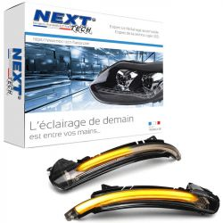 Clignotants Dynamiques Mercedes W204 B-E-C-CLA-GLA-GLK 08-13 rétroviseurs LED défilants