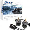 Kit LED Canbus H4 85W 360° premium pour phare à lentille