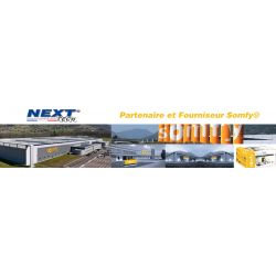 Next-Tech® fournisseur officiel de SOMFY