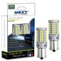 LED P21W 1156 BA15S Canbus - BlancLED P21W 1156 BA15S Canbus - Blanc Next-Tech®