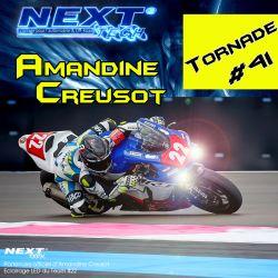 Next-Tech® partenaire et sponsor officiel du Team Amandine Creusot 22 EWC