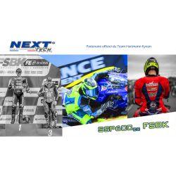 Next-Tech® partenaire et sponsor officiel du Team Hartmann Kyrian 26