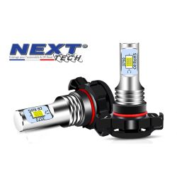 Ampoules LED H16 PSW24W Canbus feux de jour AUDI A3 8P 08-13