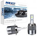 Ampoules LED 55W pour Nissan Qashqai plug and play
