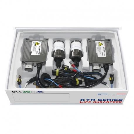 Kit xenon CANBUS haut de gamme garantie à vie Next-Tech® D2S 35W XTR™