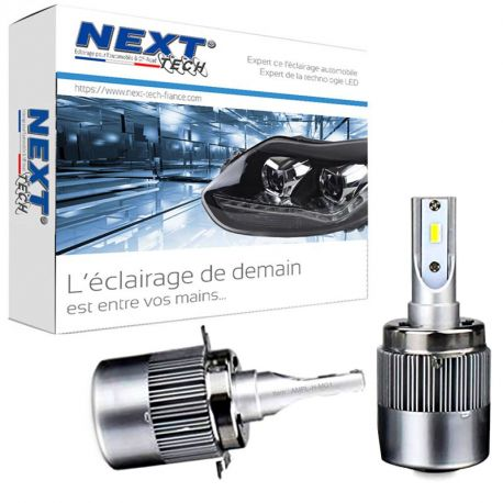 Ampoules LED 55W pour Mercedes Classe E et ML plug and play