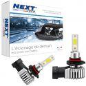 LED H27 880 881 55W 12v 24v anti-errerur ODB Next-Tech®