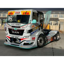 Next-Tech® partenaire officiel du Team Truck LUXO RACING