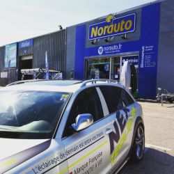 Next-Tech® fournisseur officiel de Norauto