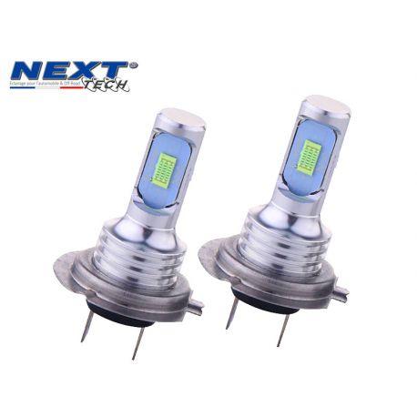 Ampoules H7 LED 50W - Ultra lumineuses - Blanc - NEXT-TECH®