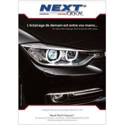 Le site officiel Mobiliste parle des LED Next-Tech France