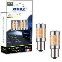 Ampoules LED canbus PY21W 1156 BAU15S