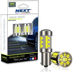 Ampoules LED canbus P21W 1156 BA15S