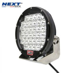 Phare LED longue portée Ultra puissant 185W 230mm