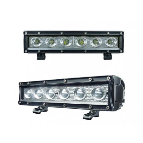 Rampe - barre de 6 LEDS CREE feu additionnel 30W - 265mm Next-Tech®