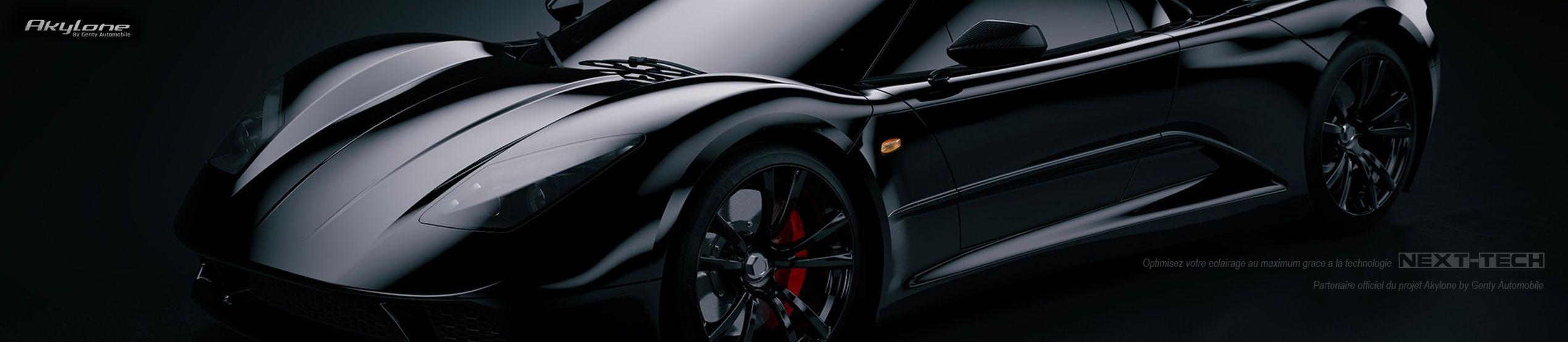 Next-Tech France partenaire et sponsor officiel du projet Akylone by Genty Automobile